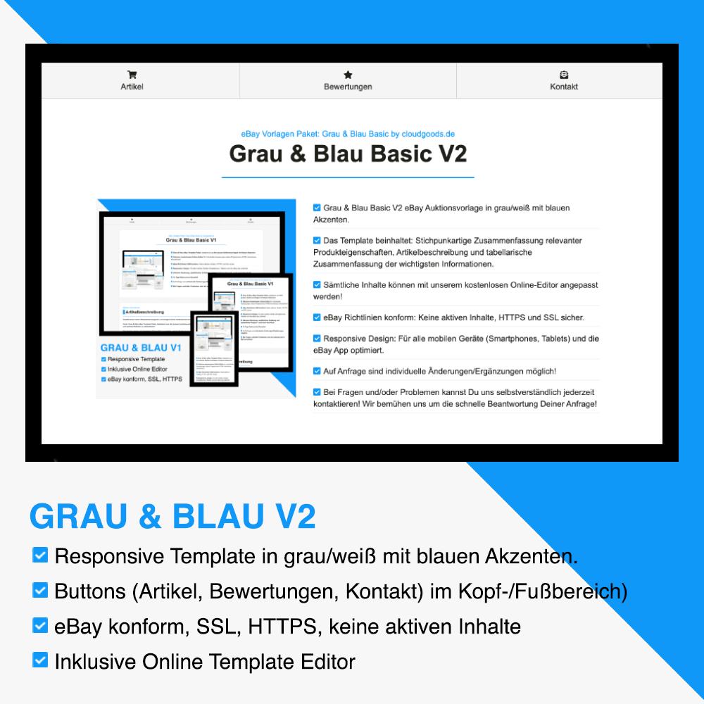 Grau & Blau Basic V2